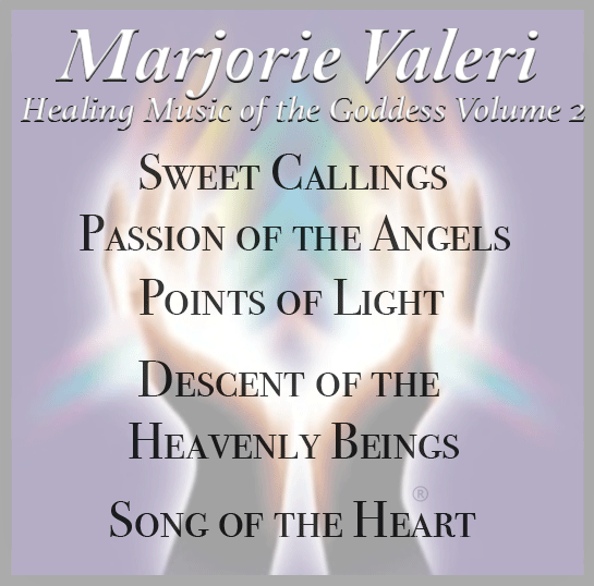 Healing Music of the Goddess Volume 2 - Digital Download
