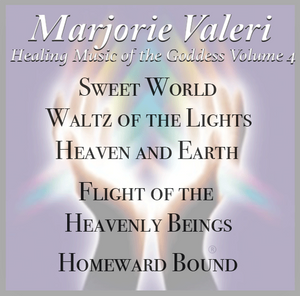 Healing Music of the Goddess Volume 4 - Digital Download