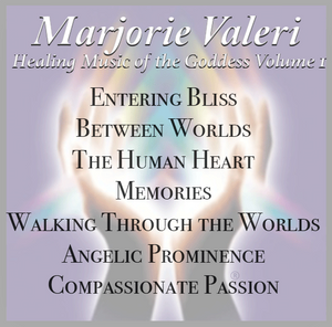 Healing Music of the Goddess Volume 1 - Digital Download
