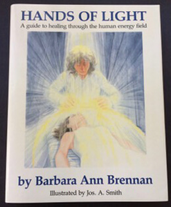 Hands of Light Hard Cover - First Edition