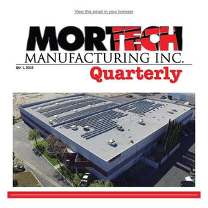 The Mortech Quarterly - Company News & Happenings