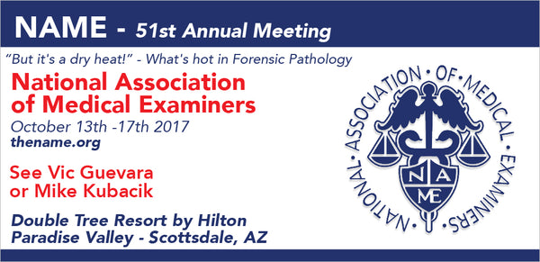 National Association of Medical Examiners - 51st Annual Meeting