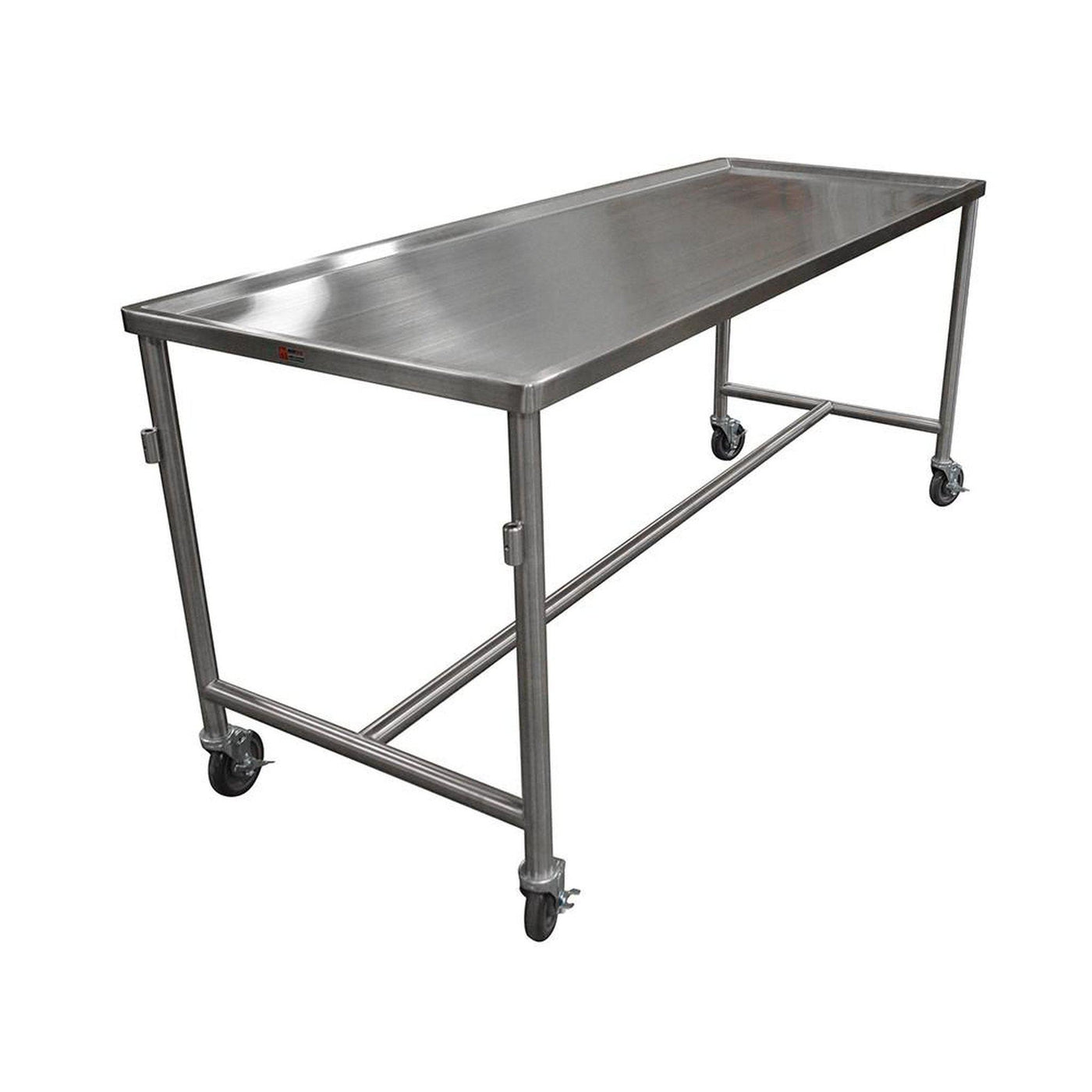 Economy Dissection Platform-Anatomy Dissection Tables-Mortech Manufacturing Company Inc. Quality Stainless Steel Autopsy, Morgue, Funeral Home, Necropsy, Veterinary / Anatomy, Dissection Equipment and Accessories
