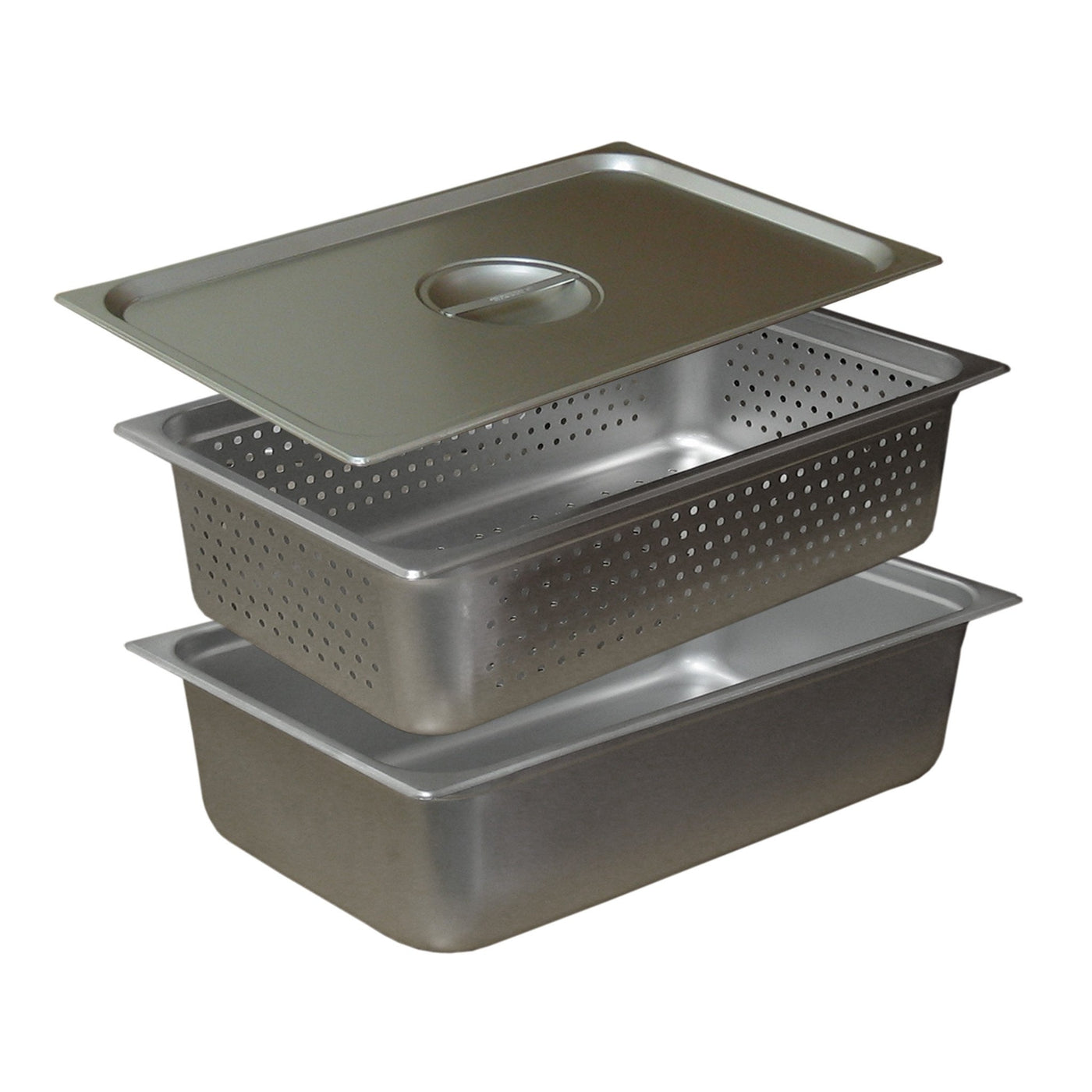 Sterilization Tray Sets-Laboratory Accessory-Mortech Manufacturing Company Inc. Quality Stainless Steel Autopsy, Morgue, Funeral Home, Necropsy, Veterinary / Anatomy, Dissection Equipment and Accessories