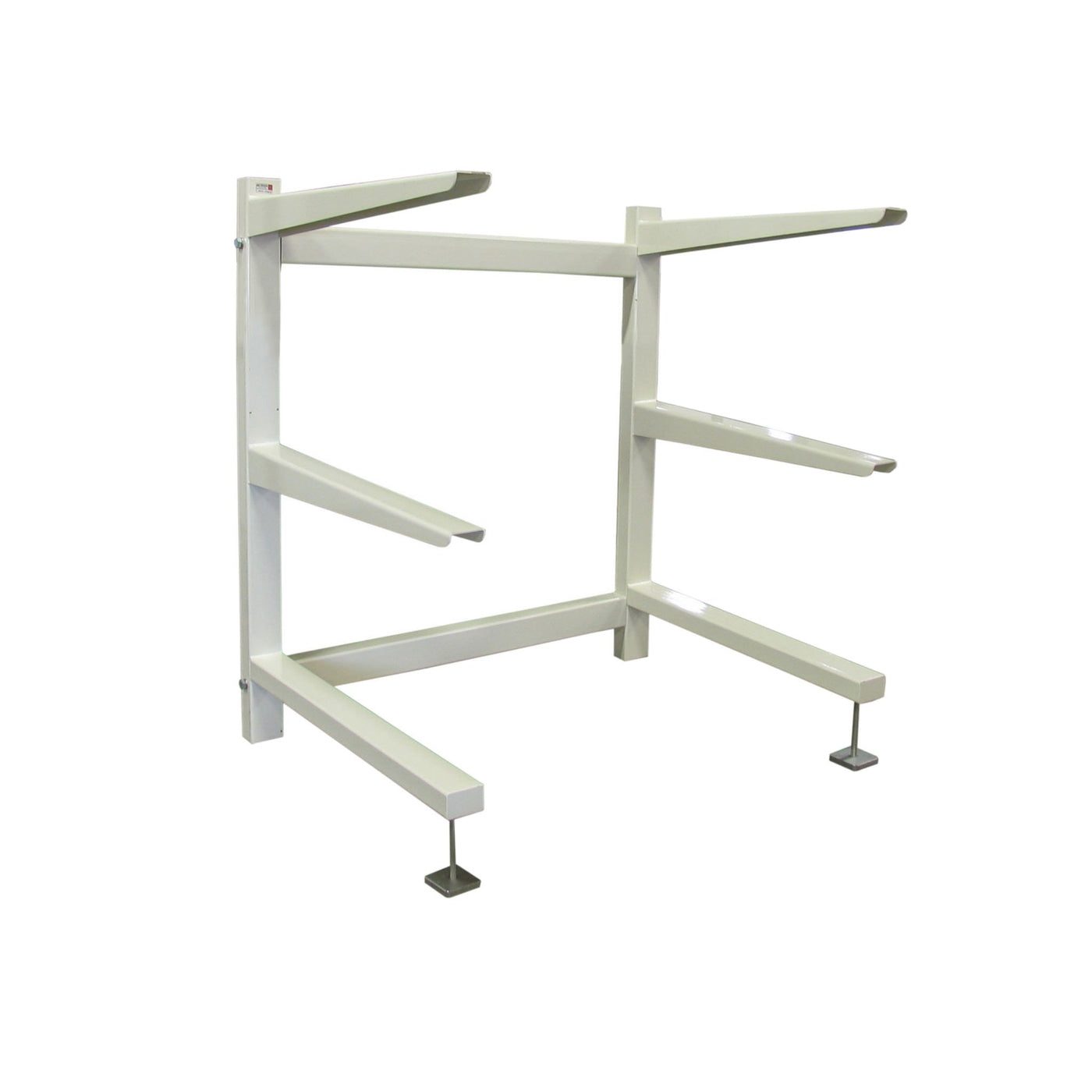Cantilever Storage System-Cadaver Handling & Storage Systems-Mortech Manufacturing Company Inc. Quality Stainless Steel Autopsy, Morgue, Funeral Home, Necropsy, Veterinary / Anatomy, Dissection Equipment and Accessories