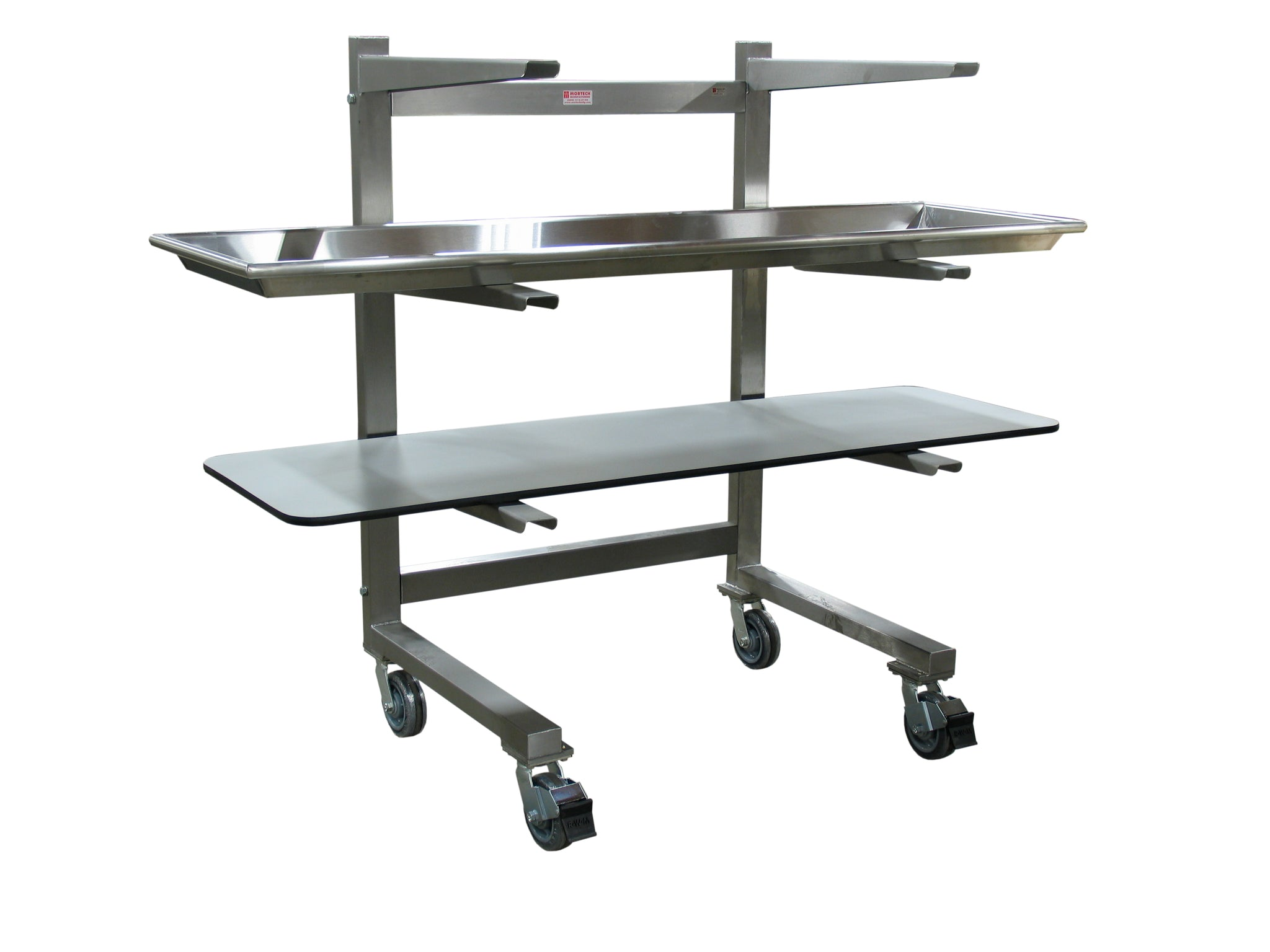 MODEL 7005-4 Cantilever Storage System with Casters