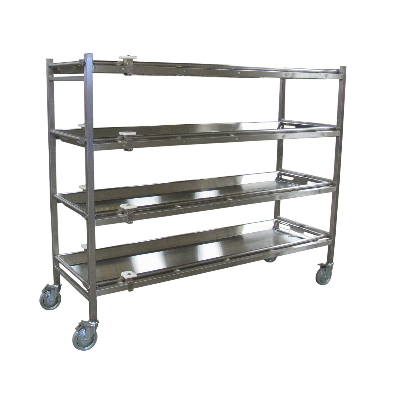 Portable Mortuary Rack with Rollers   Mortech Manufacturing Company ...