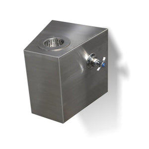 Embalming Table Collection System-Sink Station-Mortech Manufacturing Company Inc. Quality Stainless Steel Autopsy, Morgue, Funeral Home, Necropsy, Veterinary / Anatomy, Dissection Equipment and Accessories