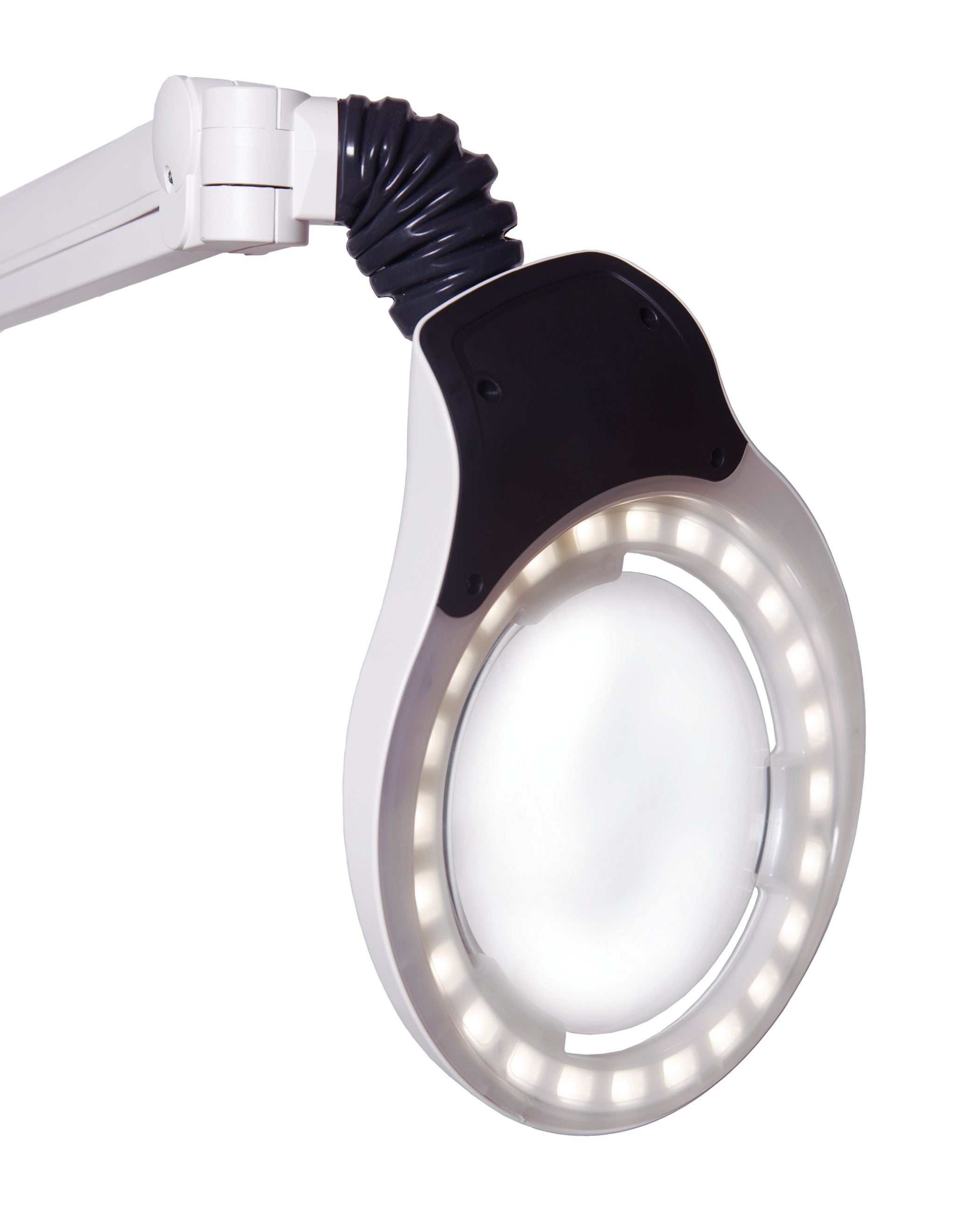 Surgical Light with Magnification - SLMAG-Laboratory Accessory-Mortech Manufacturing Company Inc. Quality Stainless Steel Autopsy, Morgue, Funeral Home, Necropsy, Veterinary / Anatomy, Dissection Equipment and Accessories