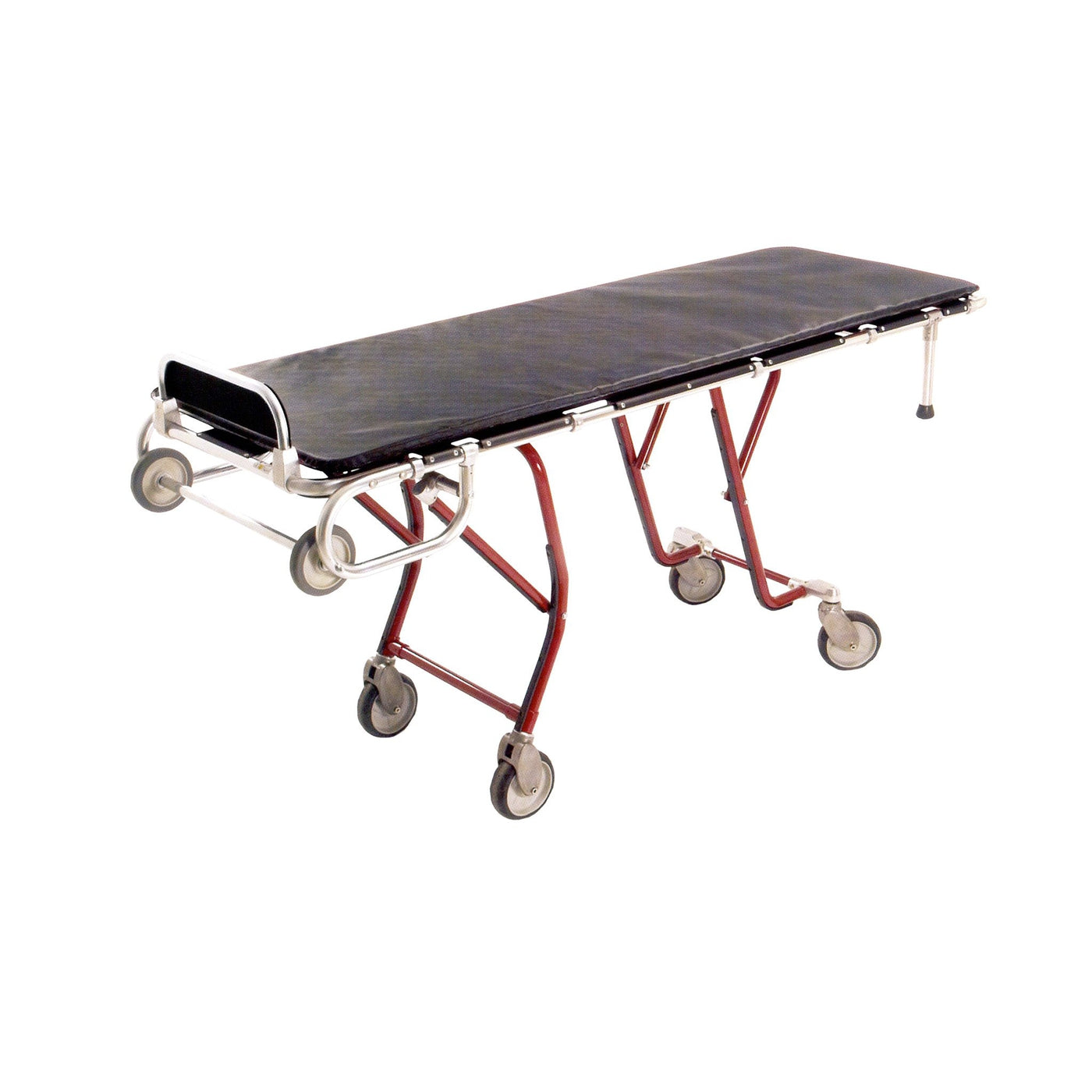 Bariatric Mortuary Cot-Body Transporter-Mortech Manufacturing Company Inc. Quality Stainless Steel Autopsy, Morgue, Funeral Home, Necropsy, Veterinary / Anatomy, Dissection Equipment and Accessories