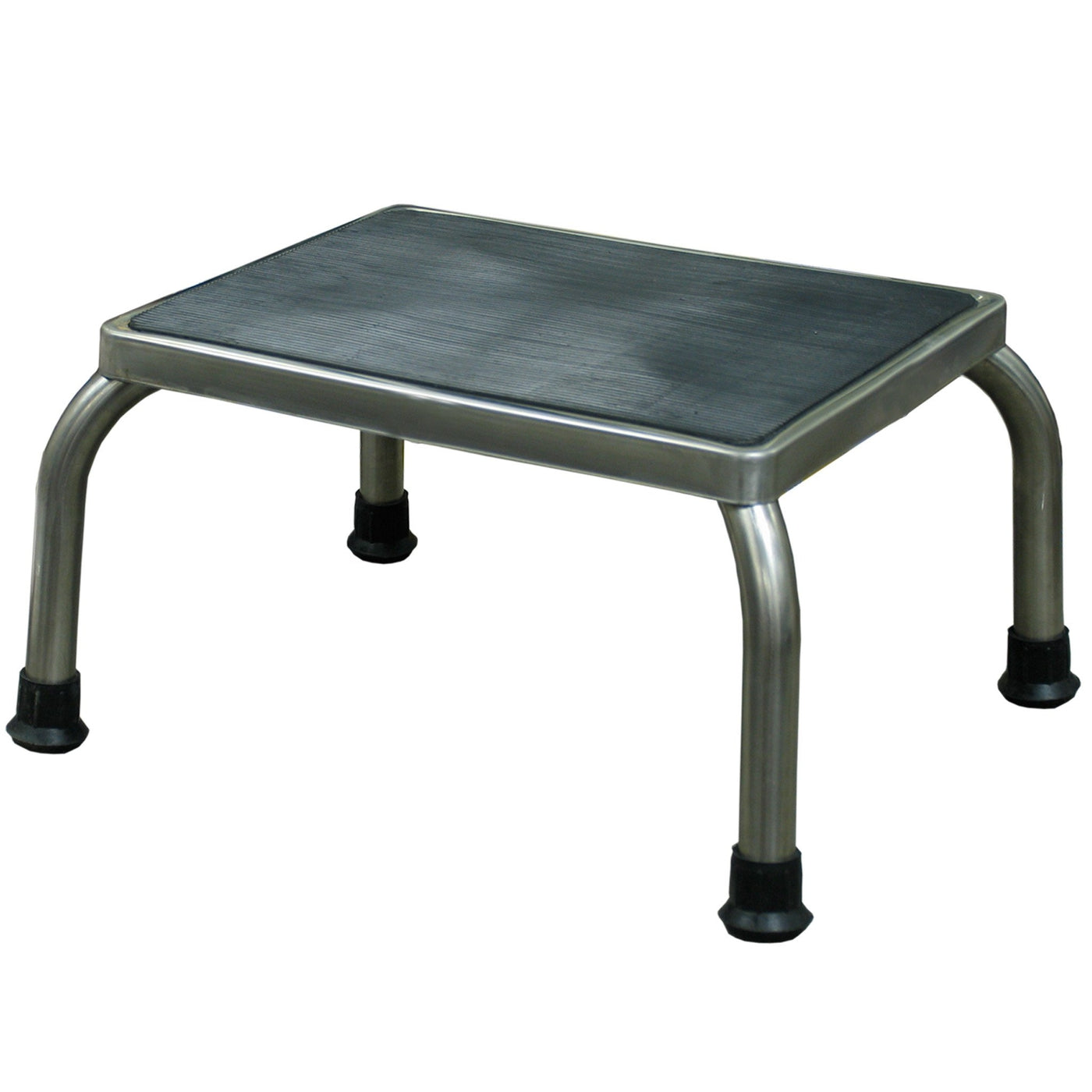 Footstool-Laboratory Accessory-Mortech Manufacturing Company Inc. Quality Stainless Steel Autopsy, Morgue, Funeral Home, Necropsy, Veterinary / Anatomy, Dissection Equipment and Accessories