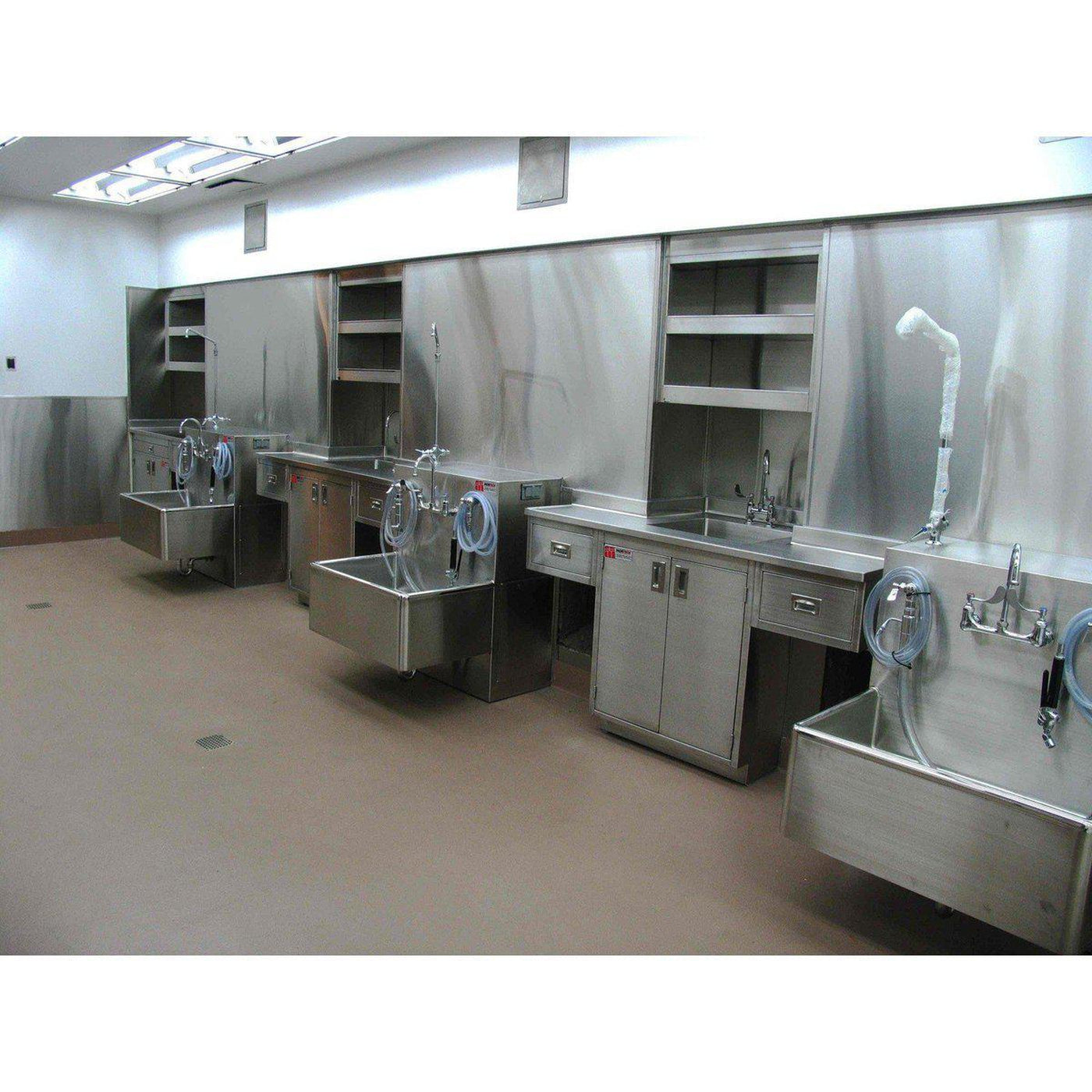 Autopsy Embalming Stations Mortech Manufacturing Company Inc