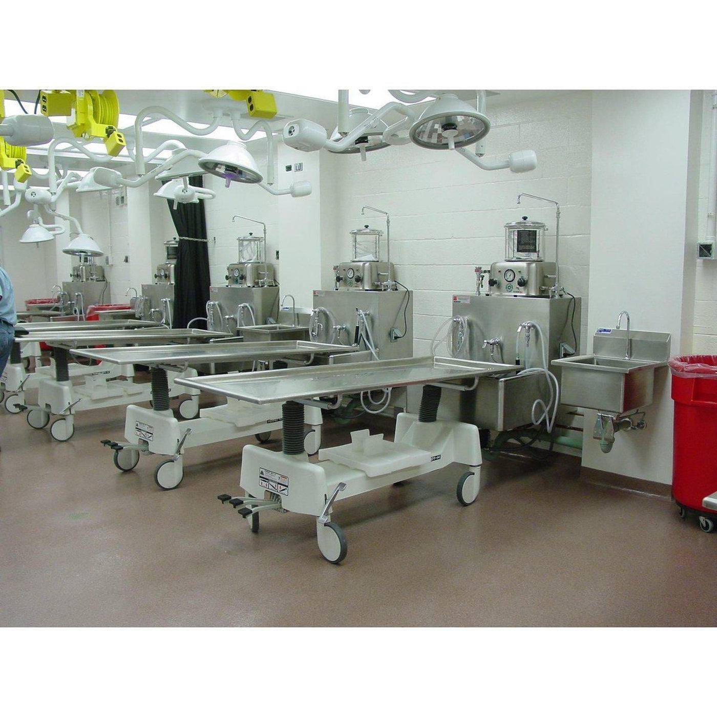 Autopsy Amp Embalming Stations Mortech Manufacturing