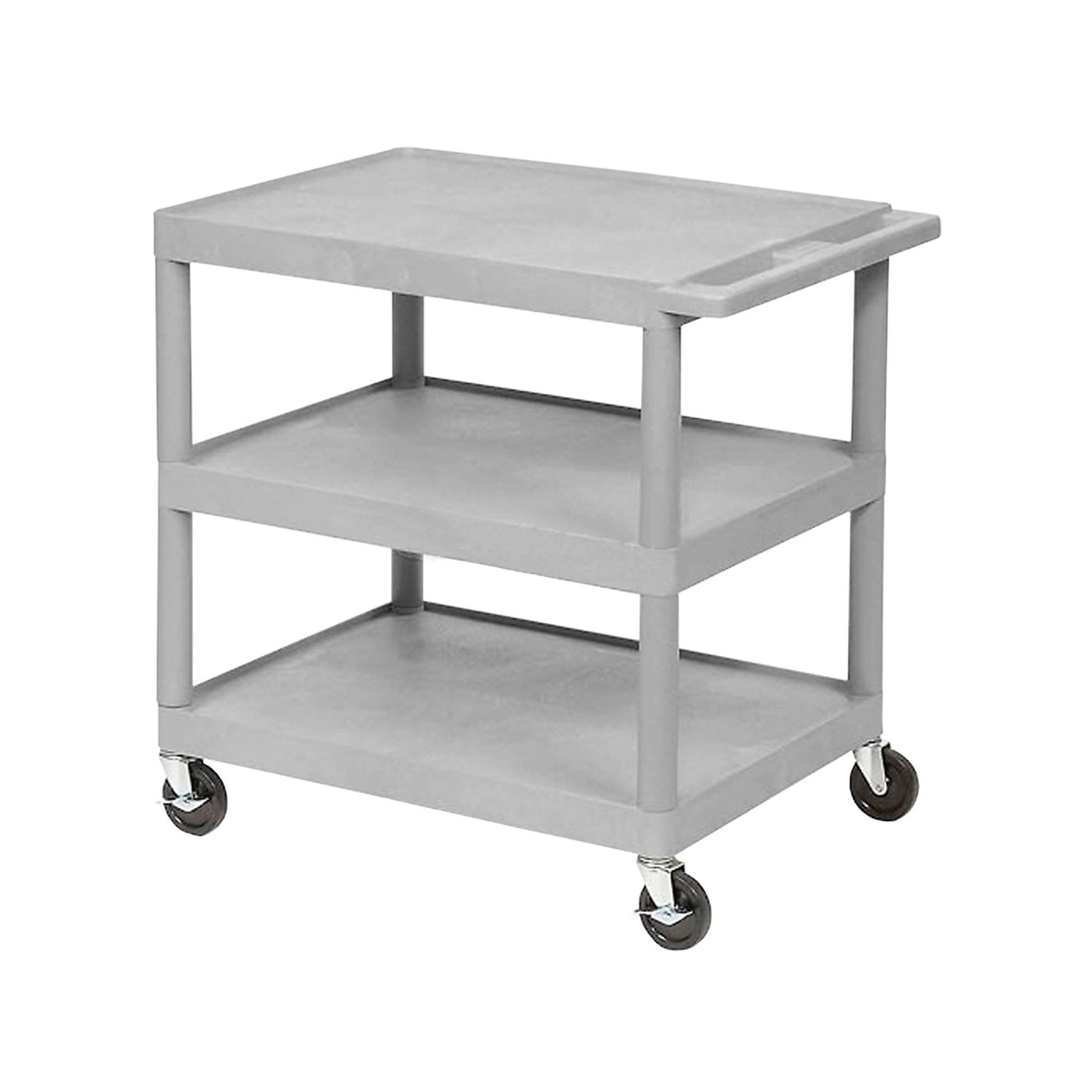 Plastic Utility Trucks-Laboratory Accessory-Mortech Manufacturing Company Inc. Quality Stainless Steel Autopsy, Morgue, Funeral Home, Necropsy, Veterinary / Anatomy, Dissection Equipment and Accessories
