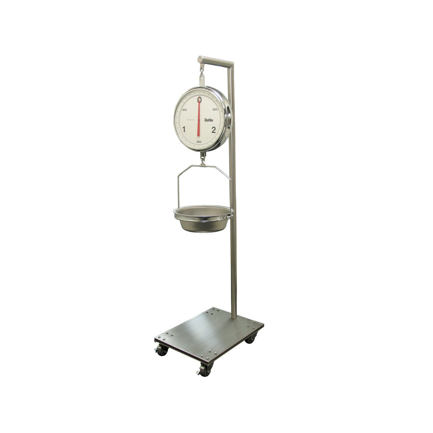Portable Scale Hanger-Laboratory Accessory-Mortech Manufacturing Company Inc. Quality Stainless Steel Autopsy, Morgue, Funeral Home, Necropsy, Veterinary / Anatomy, Dissection Equipment and Accessories