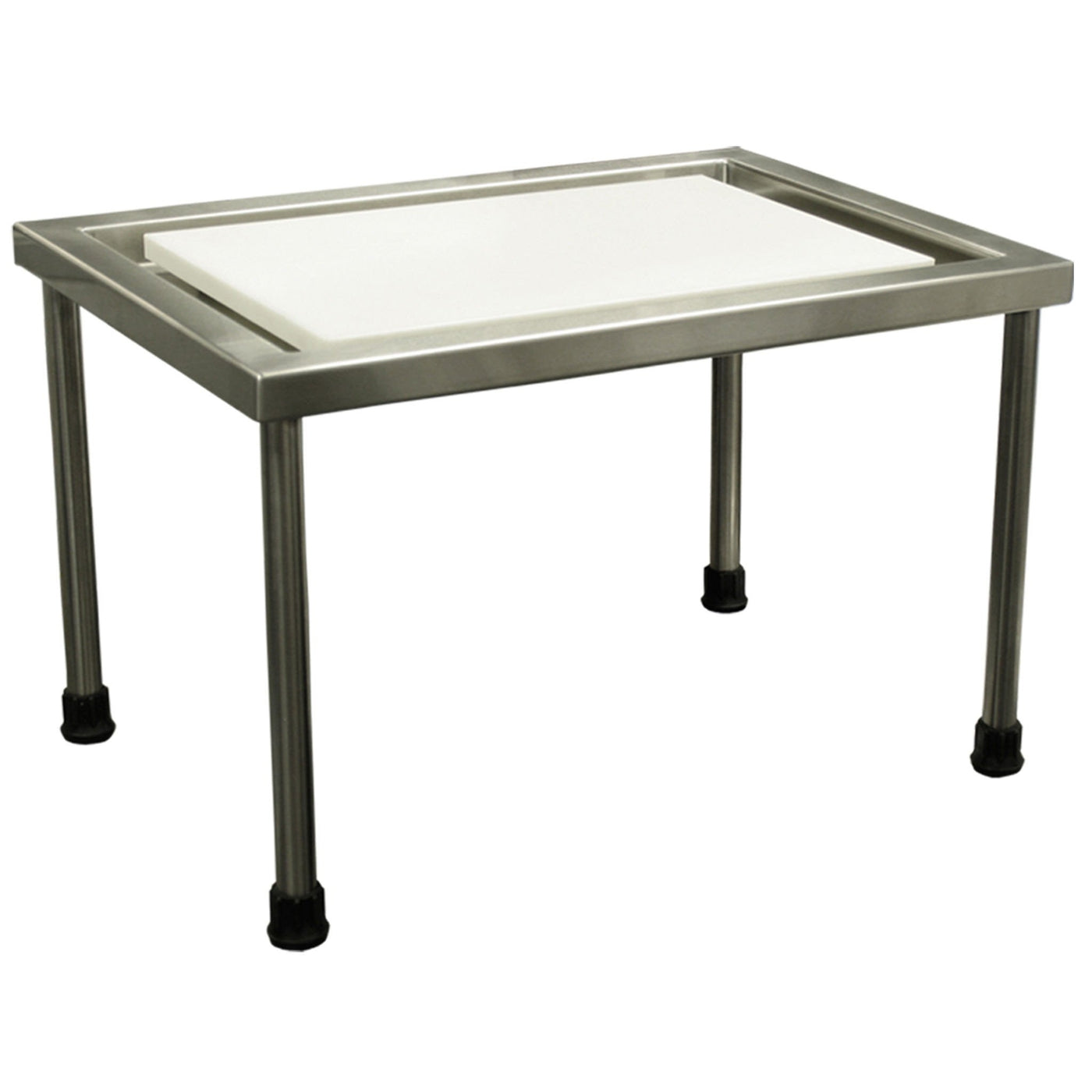 Raised Dissecting Platform-Laboratory Accessory-Mortech Manufacturing Company Inc. Quality Stainless Steel Autopsy, Morgue, Funeral Home, Necropsy, Veterinary / Anatomy, Dissection Equipment and Accessories