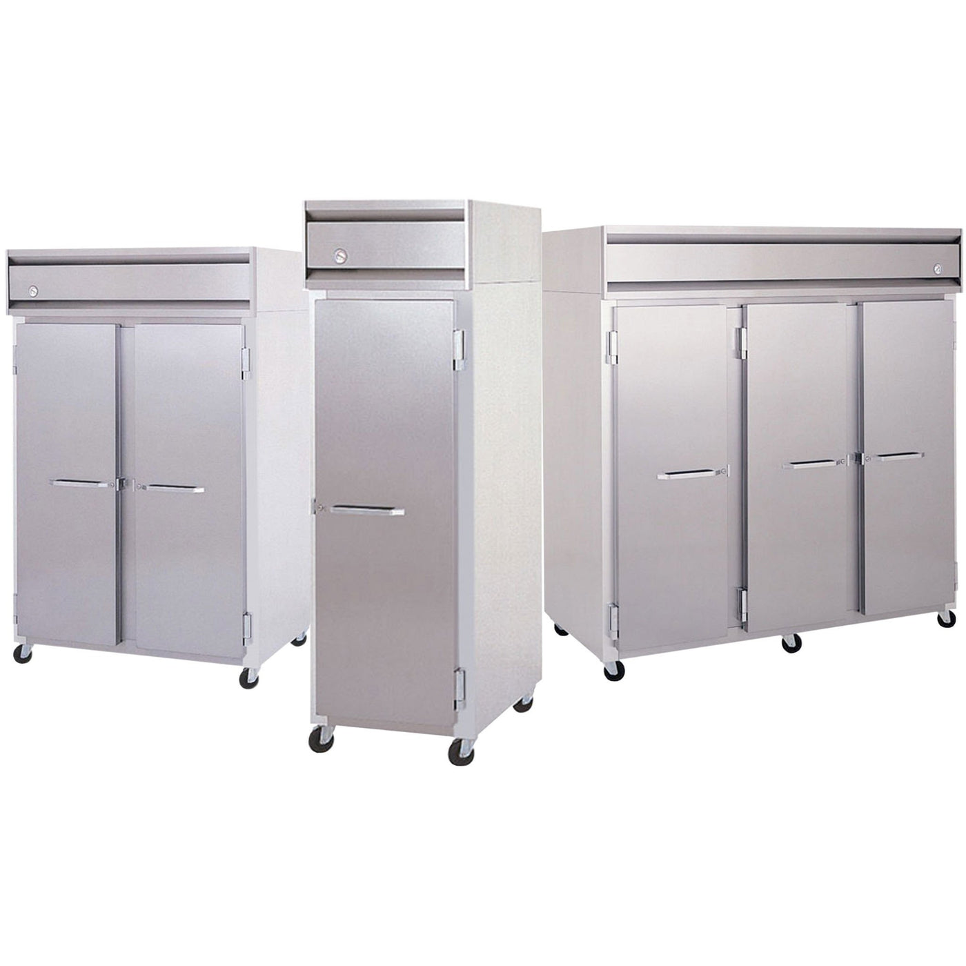 Reach-in Freezers-Laboratory Accessory-Mortech Manufacturing Company Inc. Quality Stainless Steel Autopsy, Morgue, Funeral Home, Necropsy, Veterinary / Anatomy, Dissection Equipment and Accessories