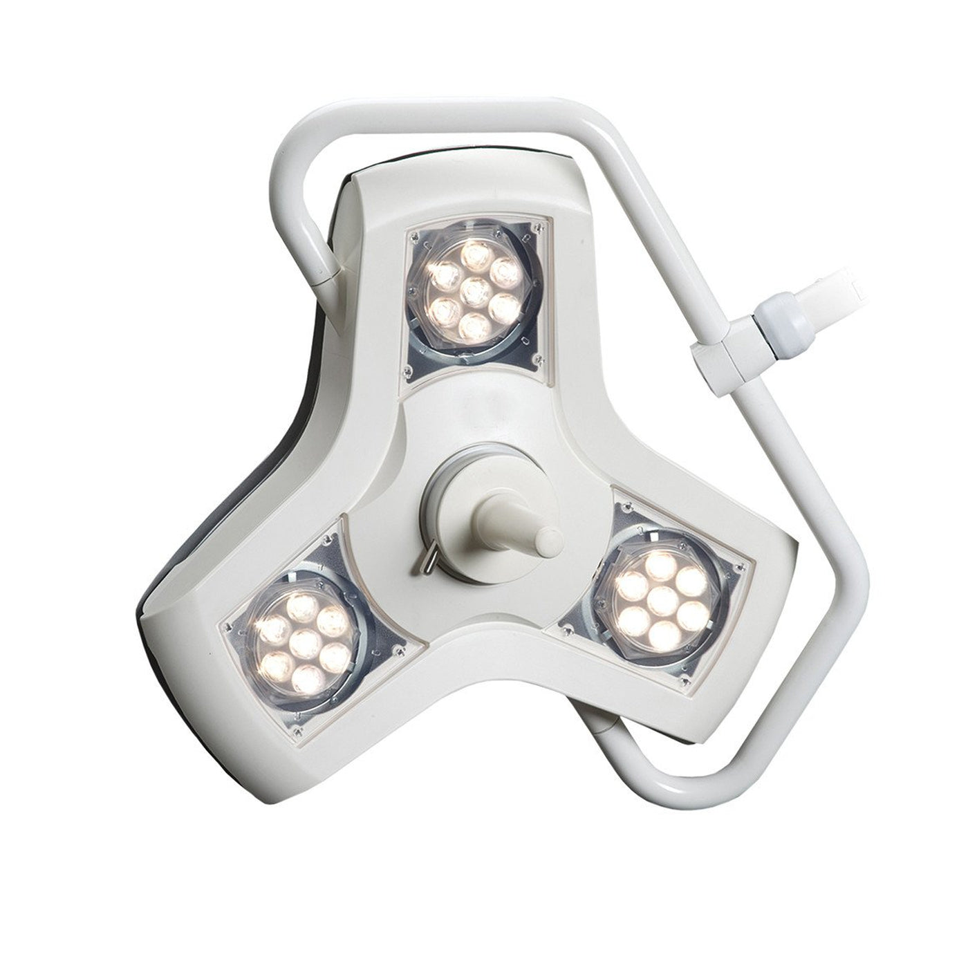 LED Surgical Light - SLALED-Laboratory Accessory-Mortech Manufacturing Company Inc. Quality Stainless Steel Autopsy, Morgue, Funeral Home, Necropsy, Veterinary / Anatomy, Dissection Equipment and Accessories