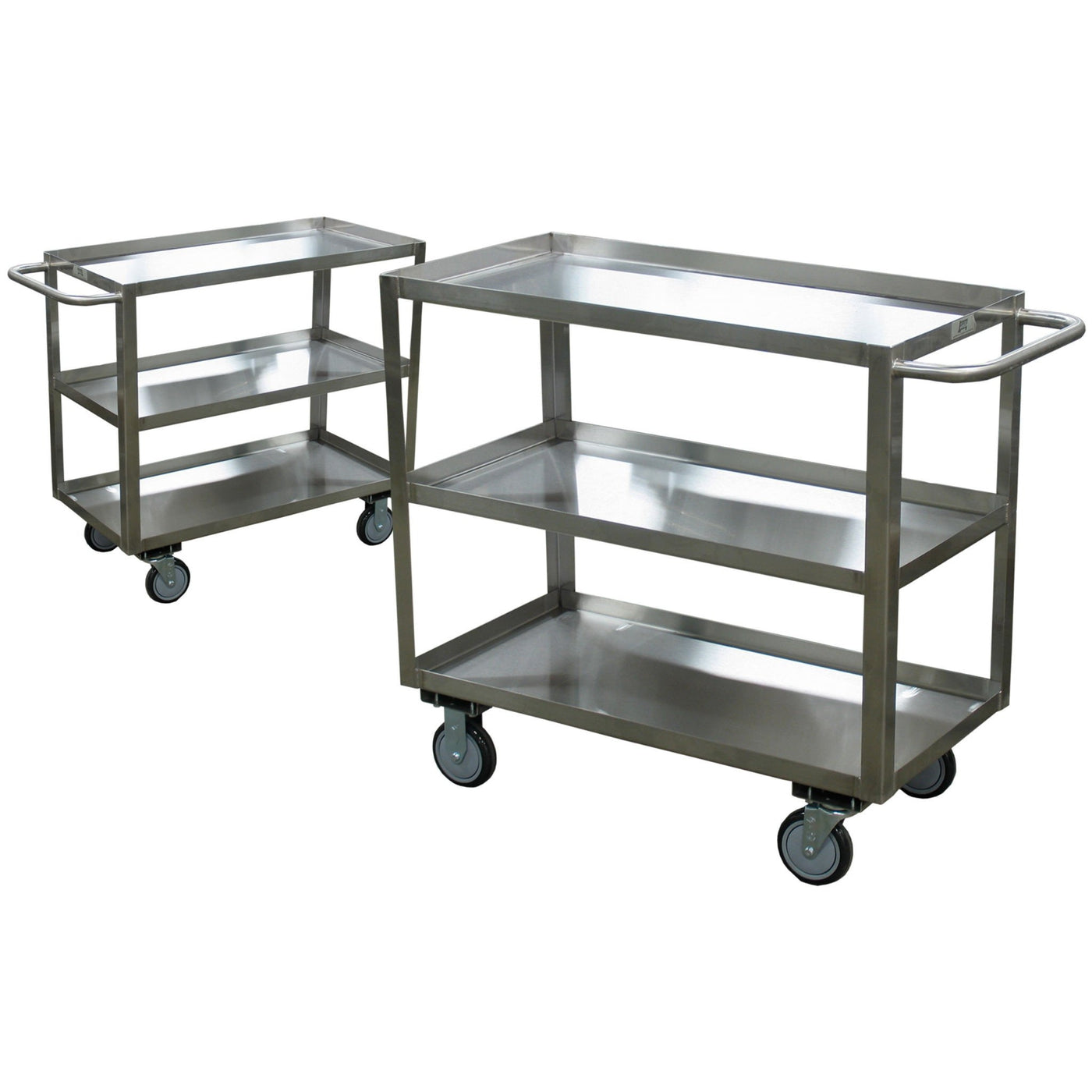 Stainless Steel Utility Carts-Laboratory Accessory-Mortech Manufacturing Company Inc. Quality Stainless Steel Autopsy, Morgue, Funeral Home, Necropsy, Veterinary / Anatomy, Dissection Equipment and Accessories