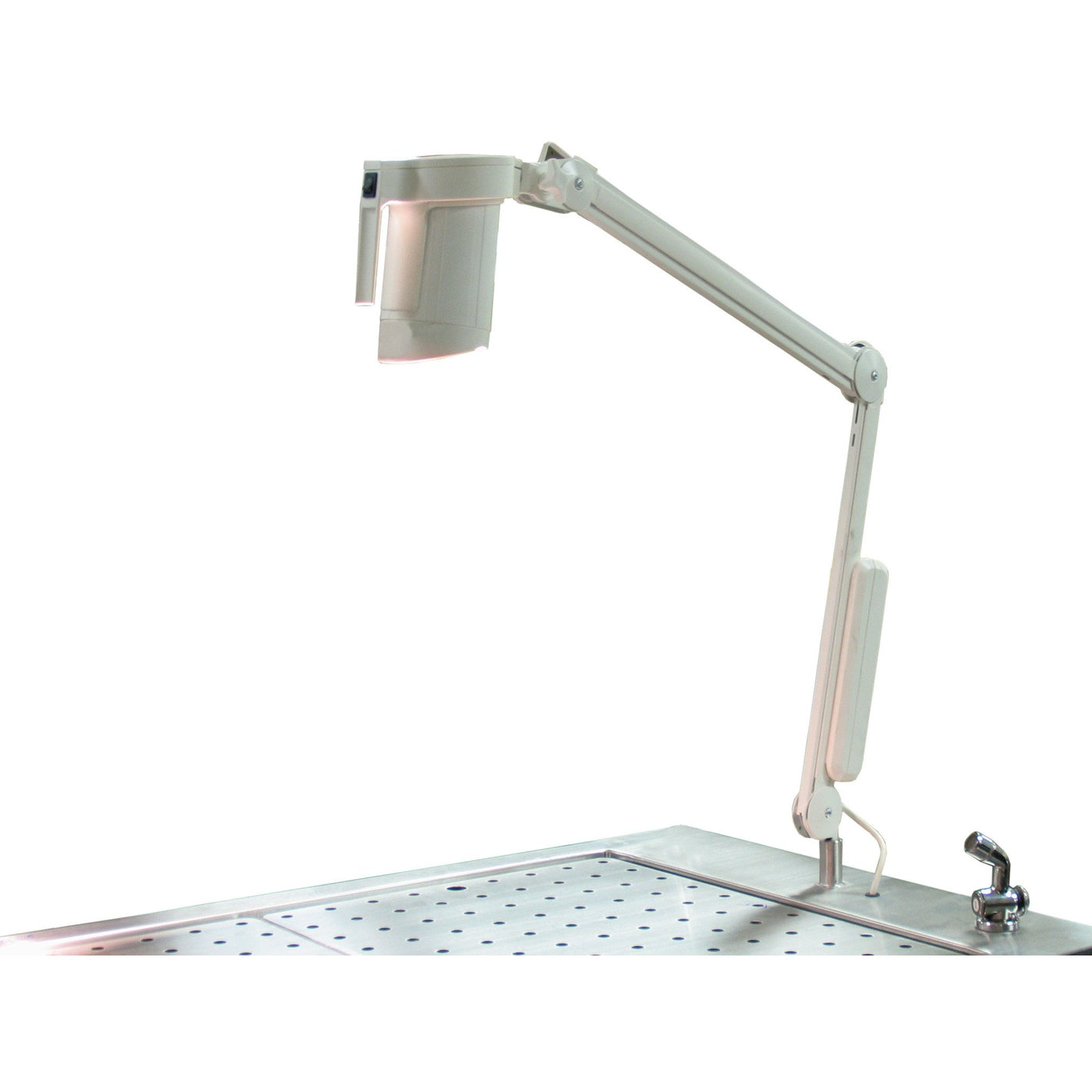 Surgical Light - SLSE50-Laboratory Accessory-Mortech Manufacturing Company Inc. Quality Stainless Steel Autopsy, Morgue, Funeral Home, Necropsy, Veterinary / Anatomy, Dissection Equipment and Accessories