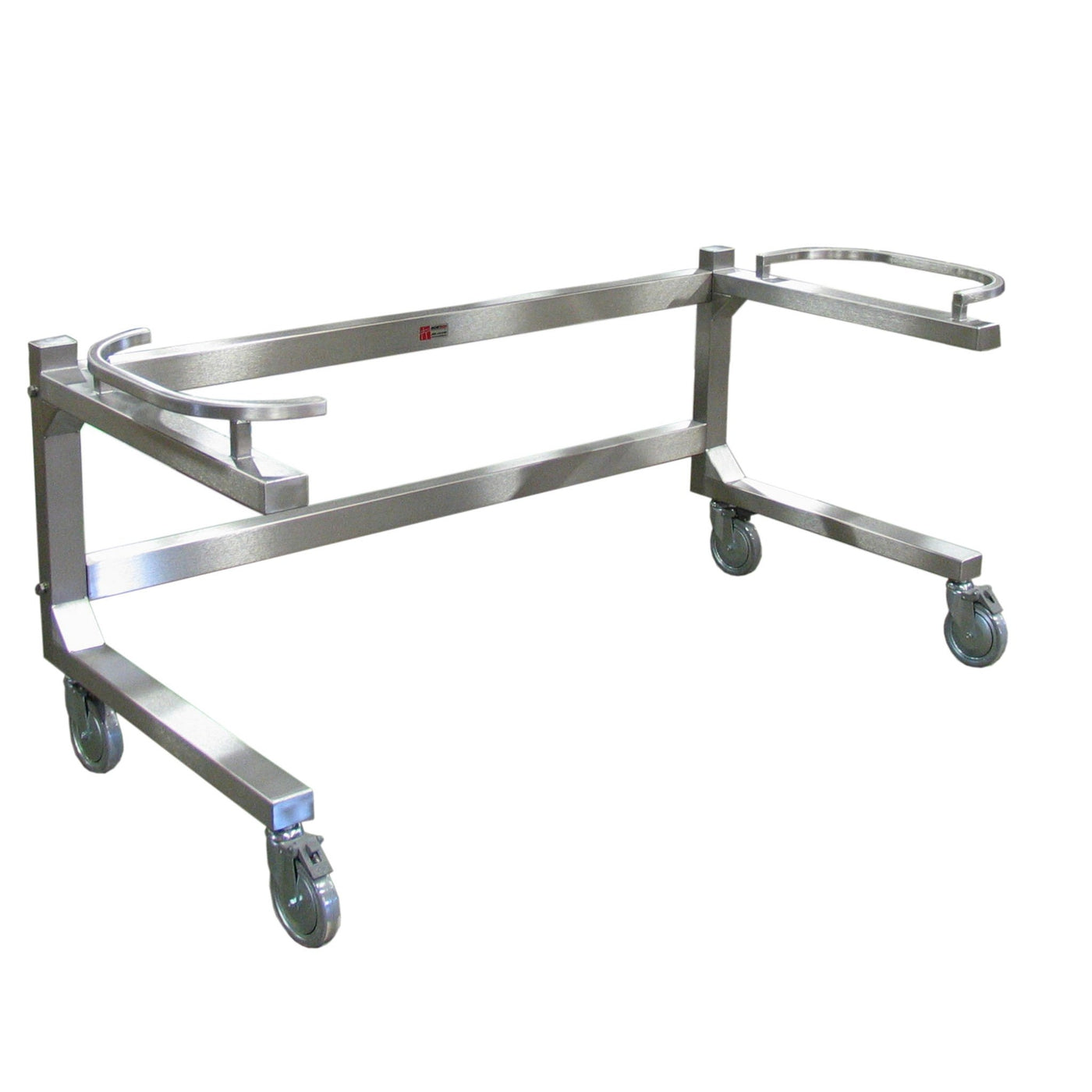 C-Arm Lateral Access Autopsy Carrier-Body Transporter-Mortech Manufacturing Company Inc. Quality Stainless Steel Autopsy, Morgue, Funeral Home, Necropsy, Veterinary / Anatomy, Dissection Equipment and Accessories