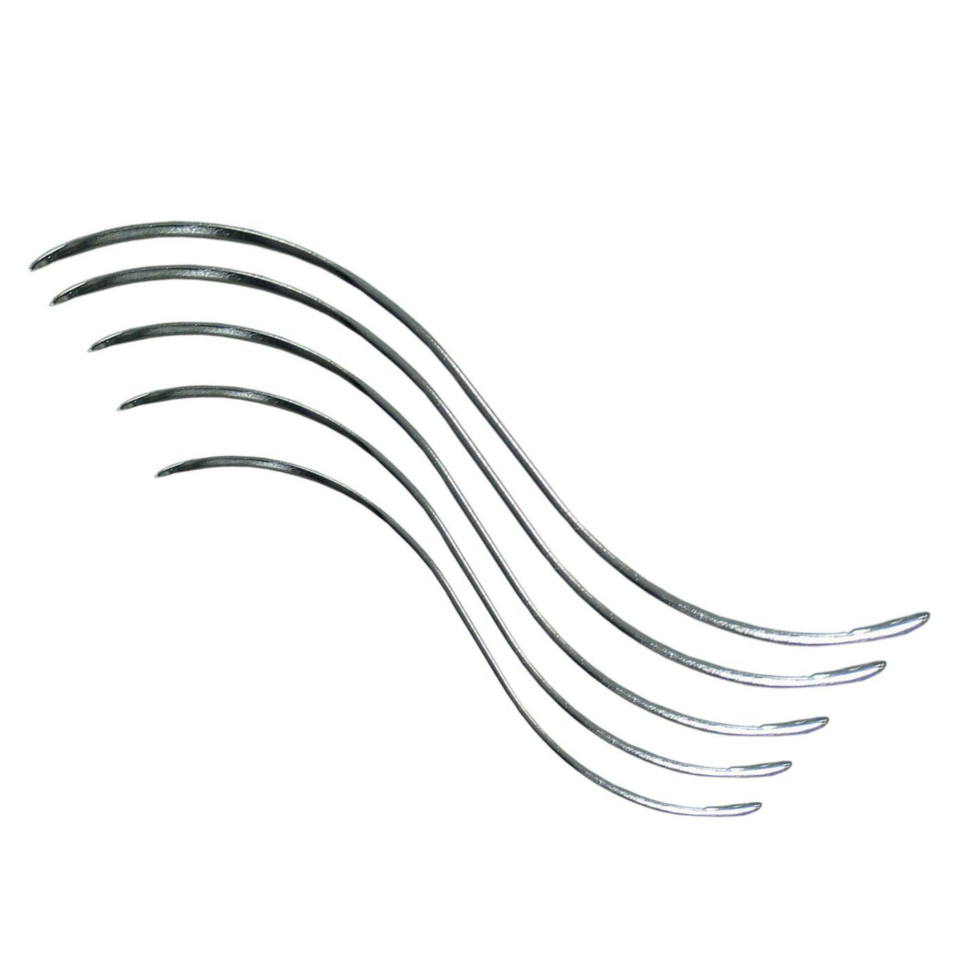 Postmortem Needles-Dissecting Instruments-Mortech Manufacturing Company Inc. Quality Stainless Steel Autopsy, Morgue, Funeral Home, Necropsy, Veterinary / Anatomy, Dissection Equipment and Accessories