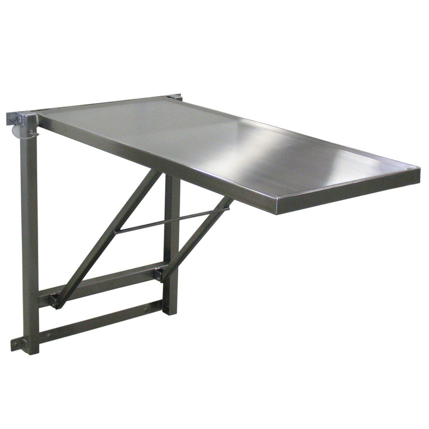 Folding Exam Table-Necropsy Dissection Tables-Mortech Manufacturing Company Inc. Quality Stainless Steel Autopsy, Morgue, Funeral Home, Necropsy, Veterinary / Anatomy, Dissection Equipment and Accessories