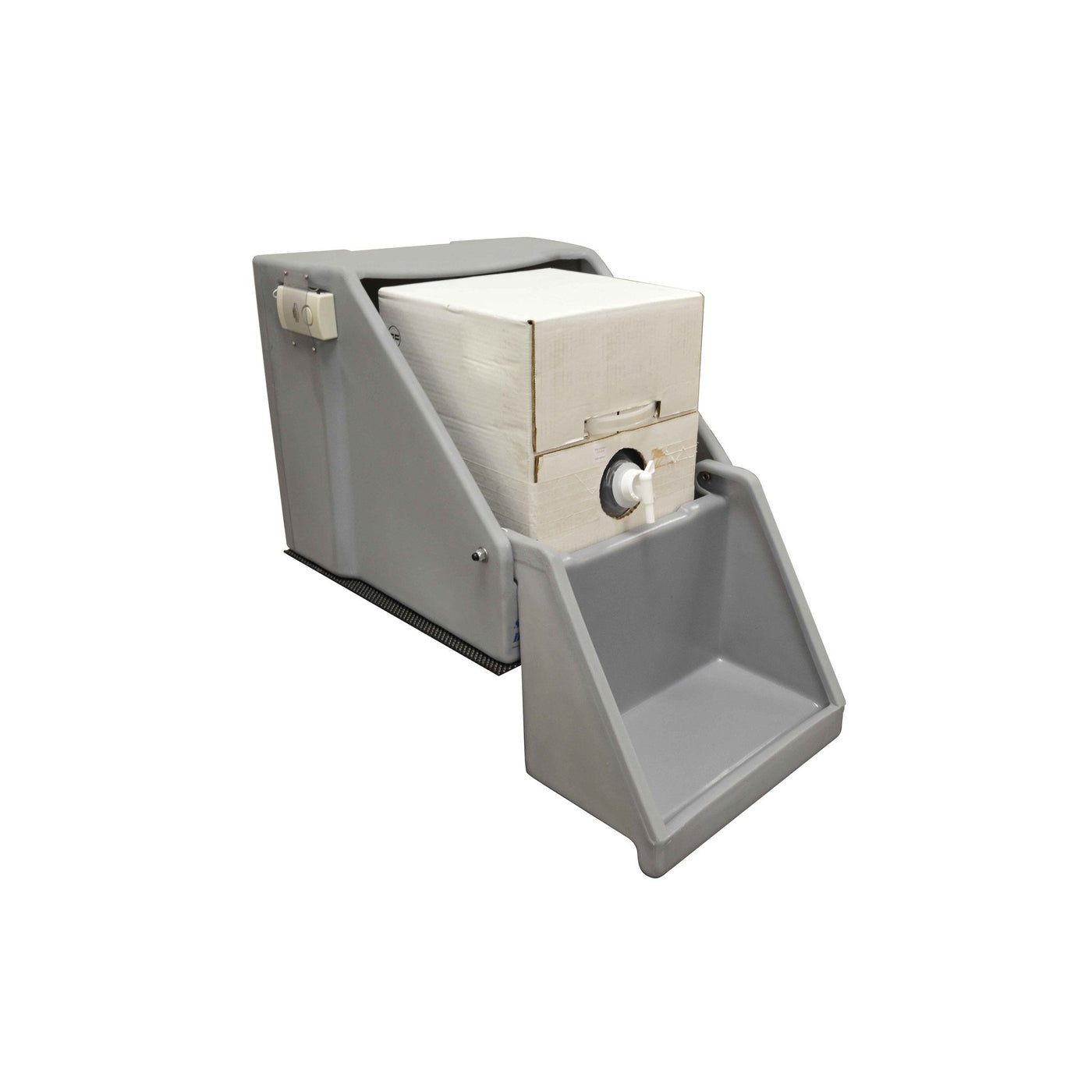 Formalin Cube Holder Econo-Pathology Grossing Stations-Mortech Manufacturing Company Inc. Quality Stainless Steel Autopsy, Morgue, Funeral Home, Necropsy, Veterinary / Anatomy, Dissection Equipment and Accessories