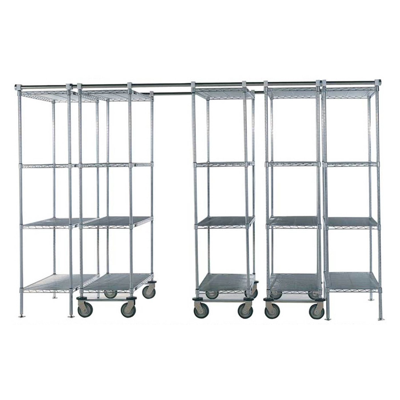 High Density Mobile Shelving System-Cadaver Handling & Storage Systems-Mortech Manufacturing Company Inc. Quality Stainless Steel Autopsy, Morgue, Funeral Home, Necropsy, Veterinary / Anatomy, Dissection Equipment and Accessories