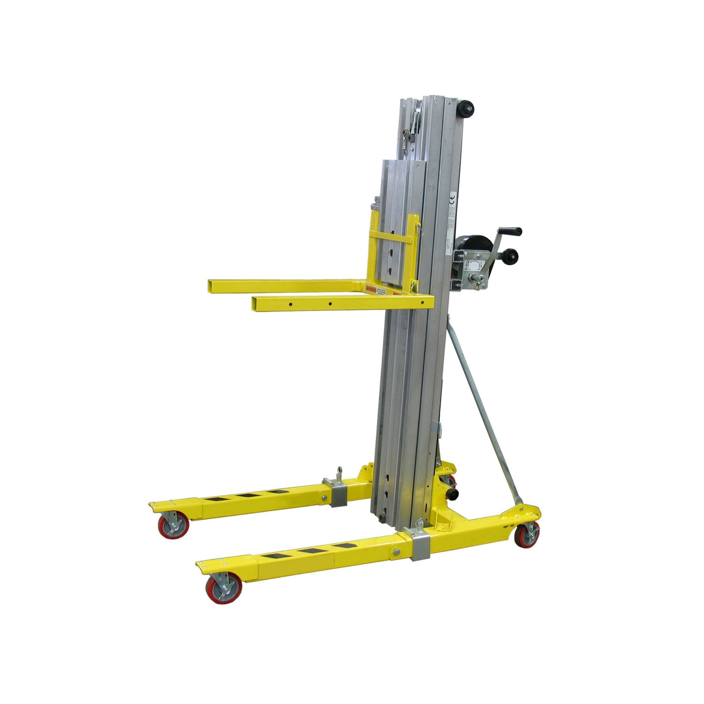Hand Crank Cadaver Lift-Cadaver Handling & Storage Systems-Mortech Manufacturing Company Inc. Quality Stainless Steel Autopsy, Morgue, Funeral Home, Necropsy, Veterinary / Anatomy, Dissection Equipment and Accessories