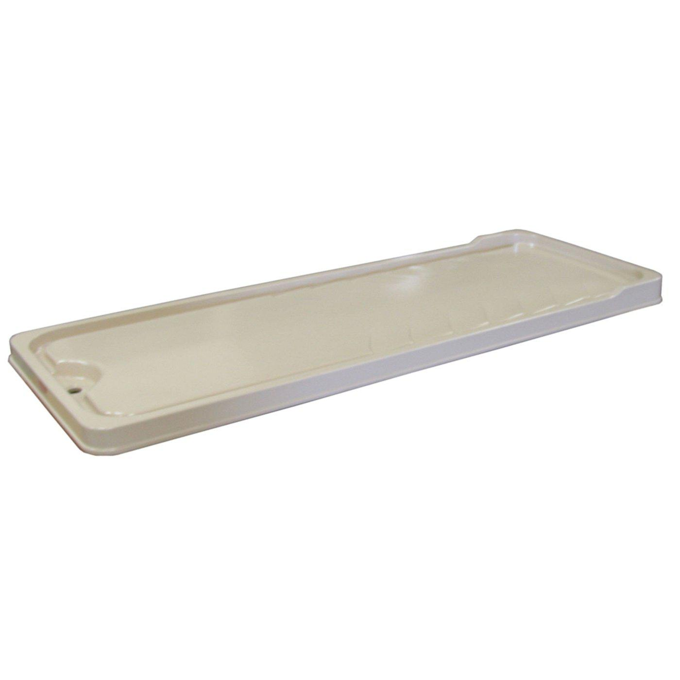 Molded Plastic Carrier Chassis Tray-Cadaver Trays-Mortech Manufacturing Company Inc. Quality Stainless Steel Autopsy, Morgue, Funeral Home, Necropsy, Veterinary / Anatomy, Dissection Equipment and Accessories