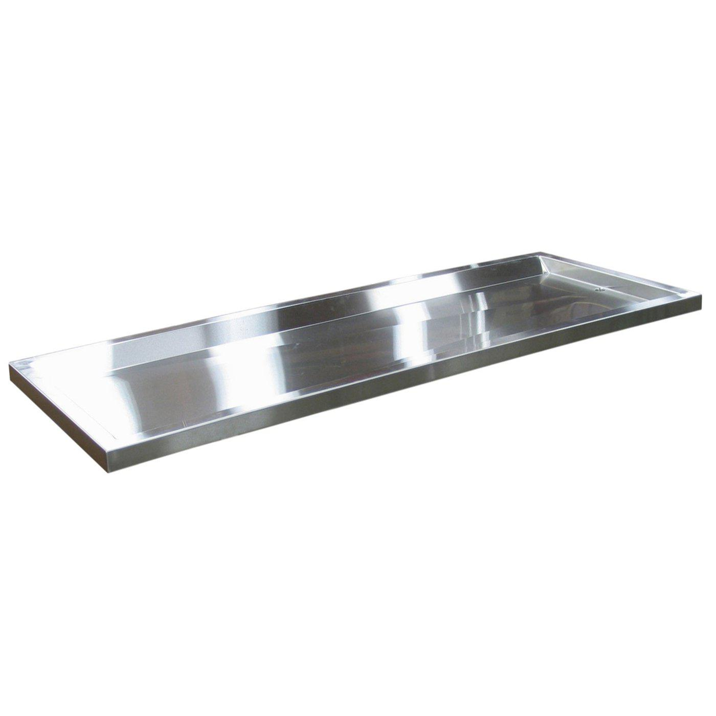 Stainless Steel Autopsy Tray-Cadaver Trays-Mortech Manufacturing Company Inc. Quality Stainless Steel Autopsy, Morgue, Funeral Home, Necropsy, Veterinary / Anatomy, Dissection Equipment and Accessories