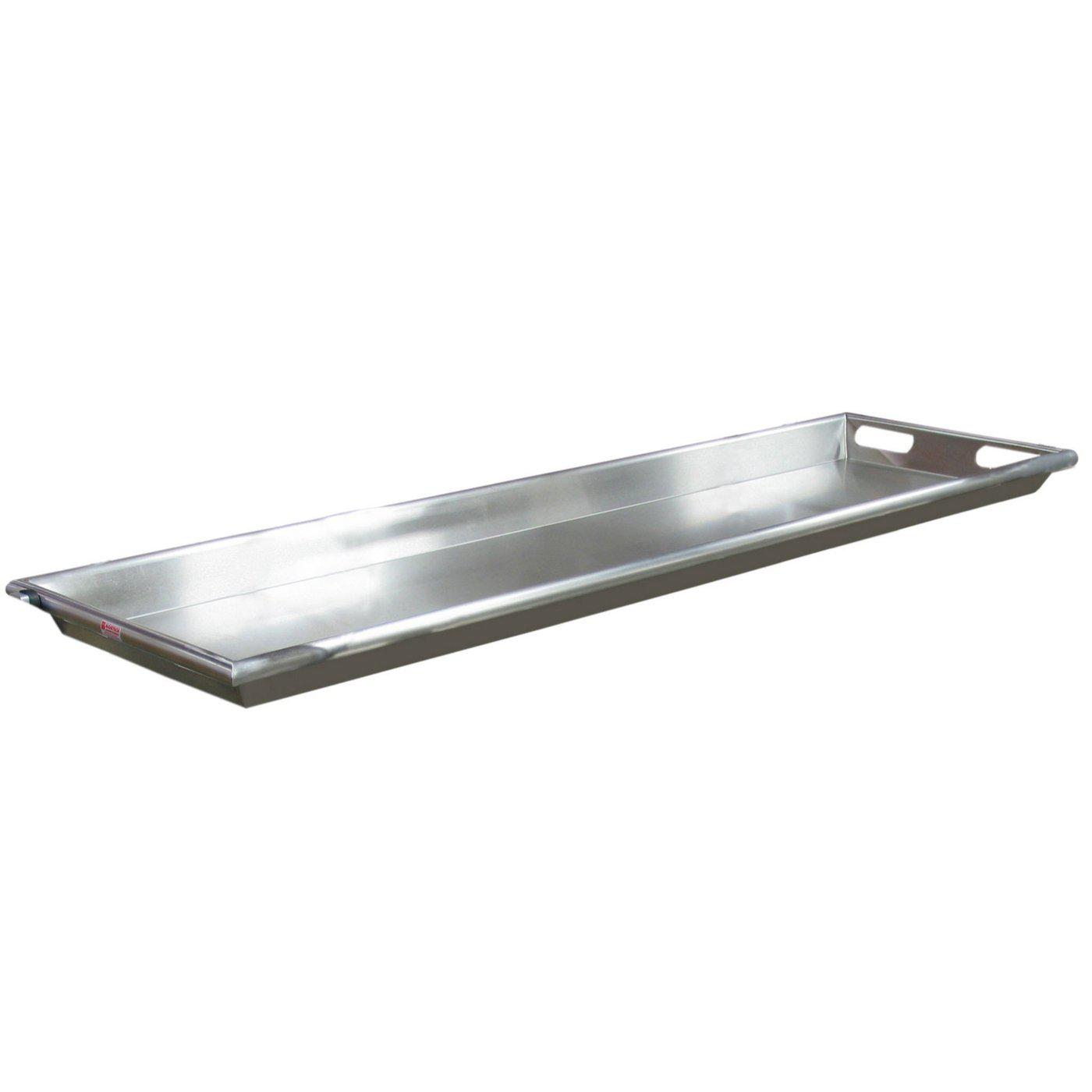 Standard Body Tray-Cadaver Trays-Mortech Manufacturing Company Inc. Quality Stainless Steel Autopsy, Morgue, Funeral Home, Necropsy, Veterinary / Anatomy, Dissection Equipment and Accessories