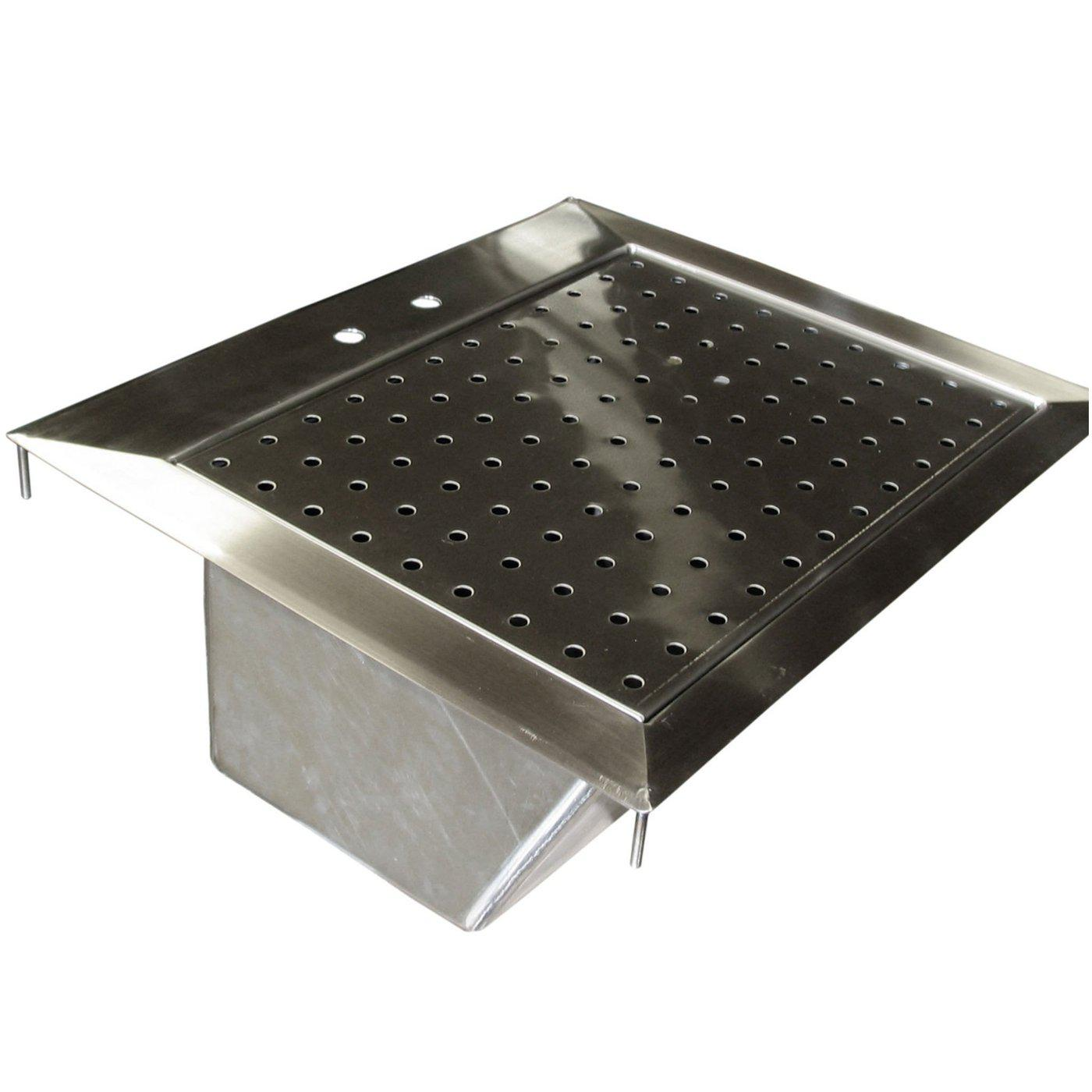 Ventilated Sink Station-Necropsy Dissection Tables-Mortech Manufacturing Company Inc. Quality Stainless Steel Autopsy, Morgue, Funeral Home, Necropsy, Veterinary / Anatomy, Dissection Equipment and Accessories