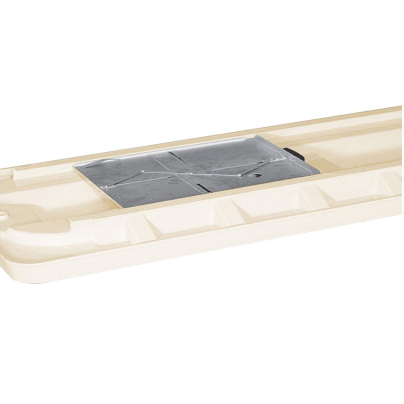 Carrier Chassis Tray with X-Ray Slide Rails-Cadaver Trays-Mortech Manufacturing Company Inc. Quality Stainless Steel Autopsy, Morgue, Funeral Home, Necropsy, Veterinary / Anatomy, Dissection Equipment and Accessories