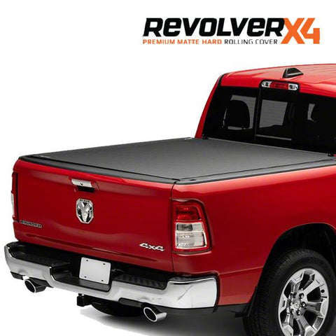 BAK Revolver X4 Truck Bed Cover; Ram 1500 2019-2021(New Body)