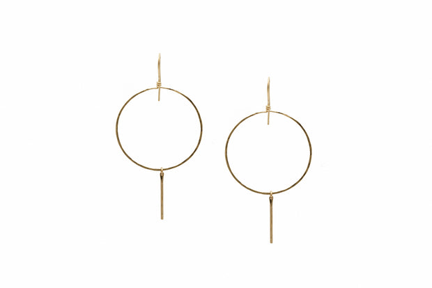 Eva Earrings - Albisia Jewelry