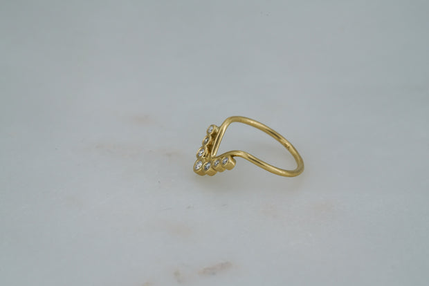 Aphrodite Ring - Albisia Jewelry