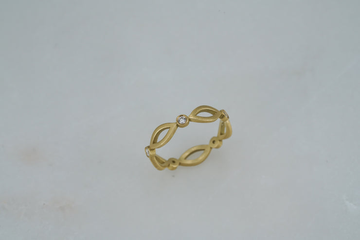 Merve Ring - Albisia Jewelry
