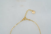 Ava Bar Necklace - 14K Gold Filled