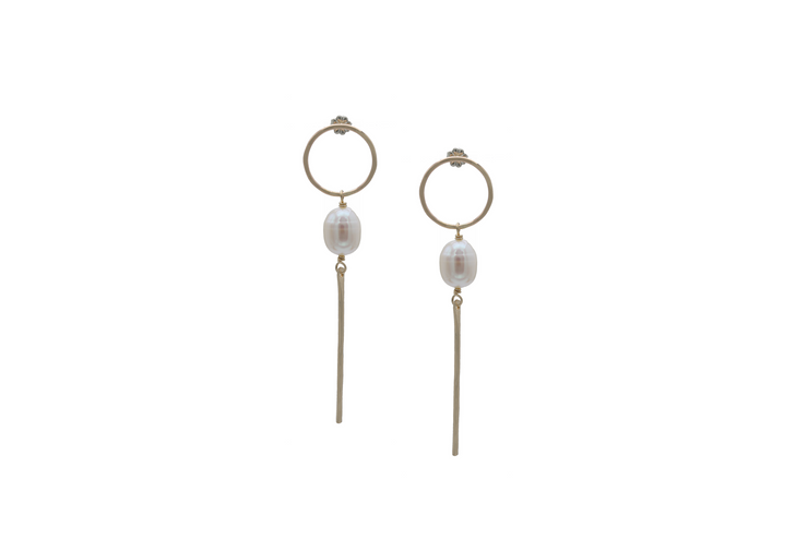 Delphi Earrings - Albisia Jewelry