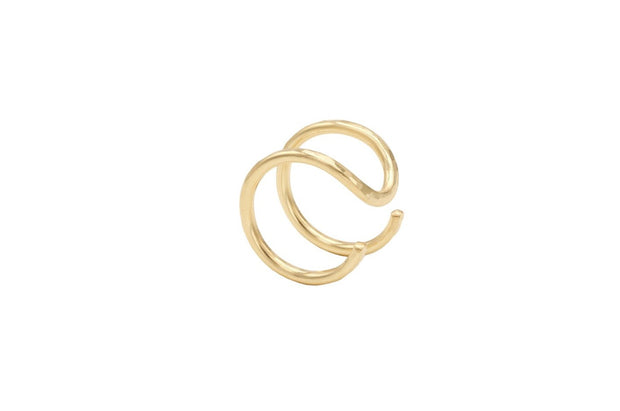 Garda Ring - 14k Gold Filled - Albisia Jewelry