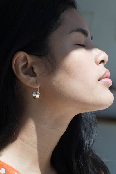 Hera Hoops - 14K Gold Filled
