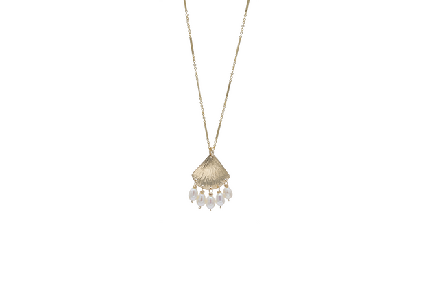 Perlas Necklace - Albisia Jewelry