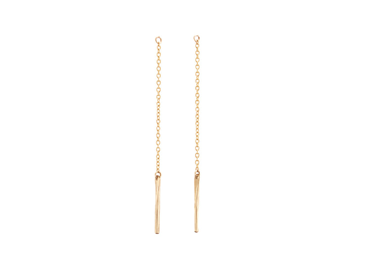 Albisia Jewelry - Drop Add-on for Studs - 14K Gold Filled