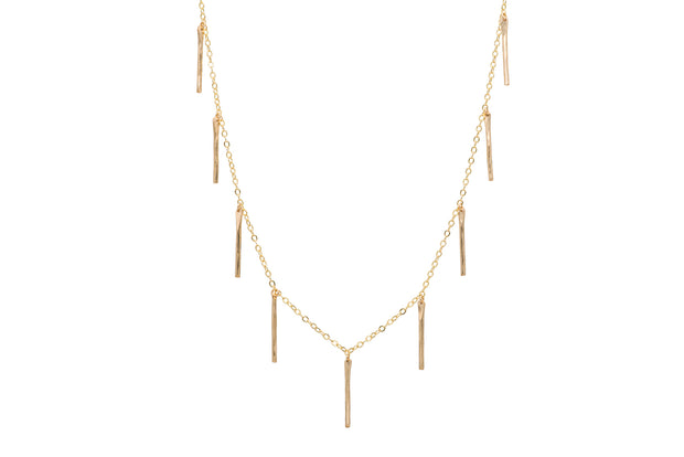 Paros Necklace - Albisia Jewelry