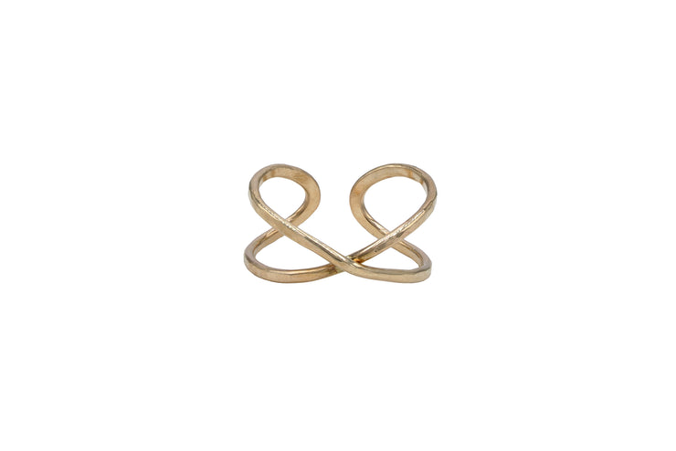 X Ring - Albisia Jewelry