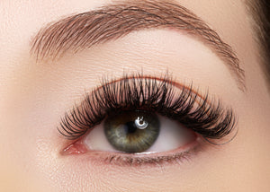 Eyelashes Extensions - Platinum