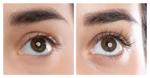 Eyelashes Extensions - Silver
