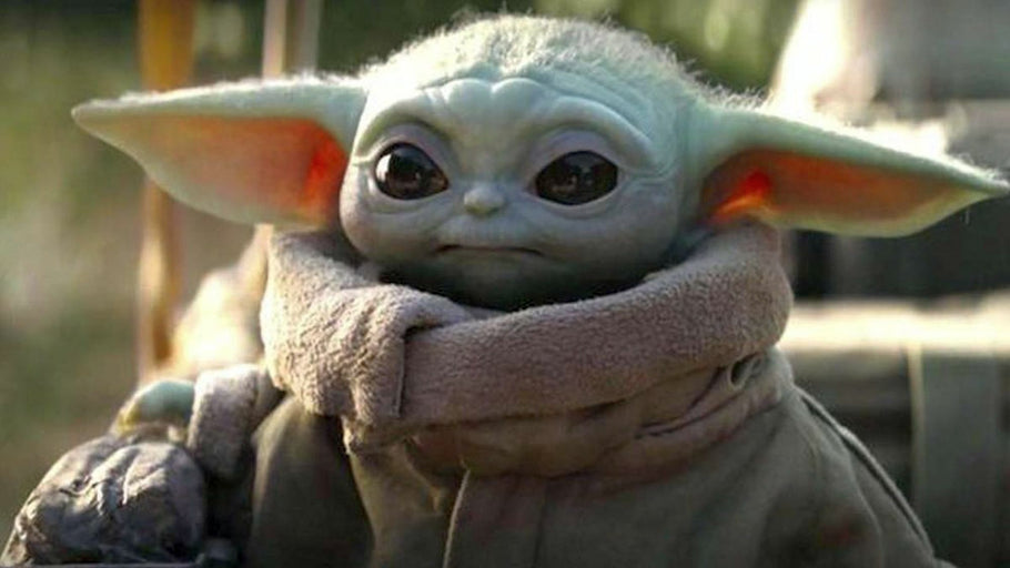 Bebé Yoda (The Child)